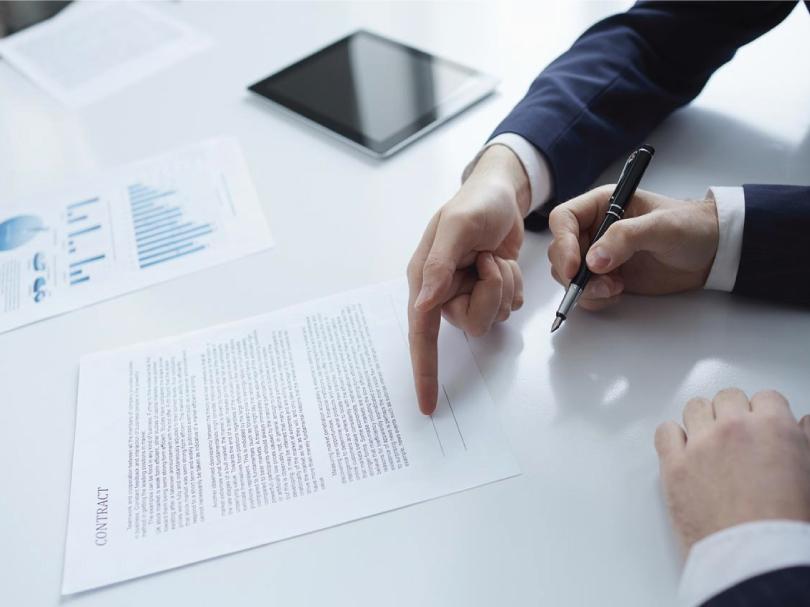 5 razones por las que no debes firmar un acuerdo por tu